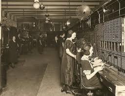 vintagetelephoneoperator