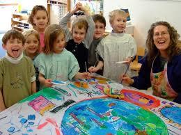 kindergartenstudents