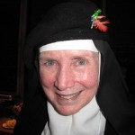 Mother Dolores Hart. Photo Bettina Cirone