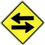 arrowsintwodirections