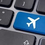 Booking airline tkts on line