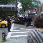 Car Accident 90th Street