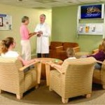 Dr waiting room