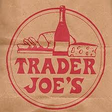 Trader Joe grocery bag
