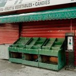 ugly vegetable stand