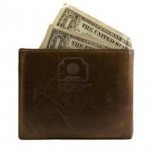 Wallet with money 2