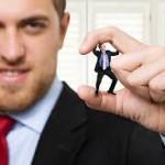 arrogant salesperson