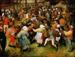 """The Wedding Dance"" by Pieter Bruegel the Elder. Photo: Wikipedia"