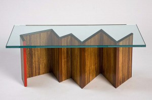 Modern American Table by William Robbins, www.williamrobbinsfurniture.com