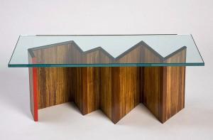 Modern American Table by William Robbins, www.williamrobbinsfurniture.com