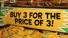 Buy 3 for the price of 3