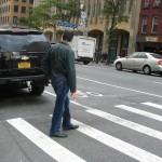Crossing NYC Street 003 flip