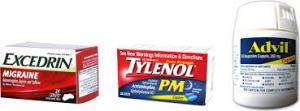 OTC pain meds