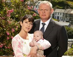 Doc Martin and Family