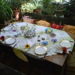 Easter table 2016