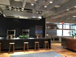 F & P kitchen