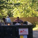 Garage Sale 2016 Dumpster