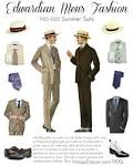 vintage men's fashion