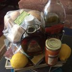 Food collection turned